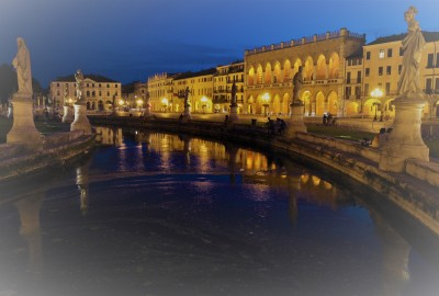 Padova at night